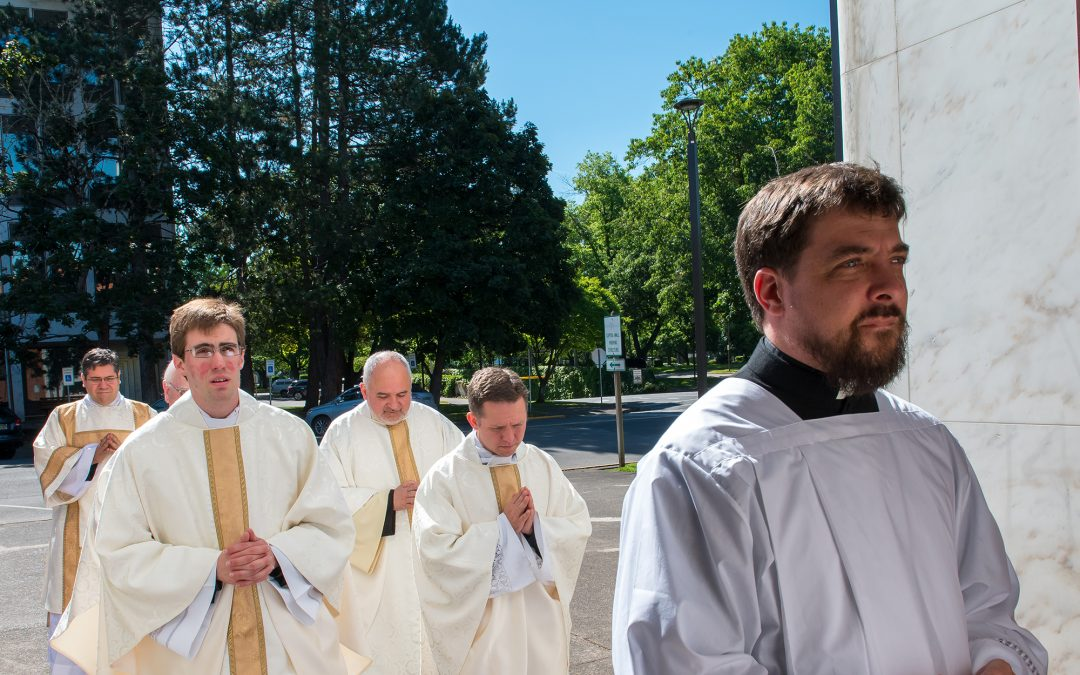 Seven Stages of Discerning Priesthood