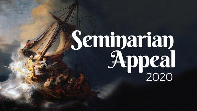 2020 Seminarian Appeal